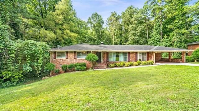 3323 Flat Shoals Road, Decatur, GA 30034 (MLS #6911488) :: North Atlanta Home Team