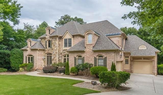 5523 Brendlynn Drive, Suwanee, GA 30024 (MLS #6911498) :: Charlie Ballard Real Estate
