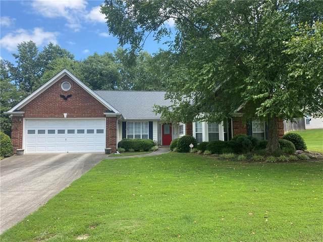 2860 Meridian Drive, Dacula, GA 30019 (MLS #6911508) :: North Atlanta Home Team
