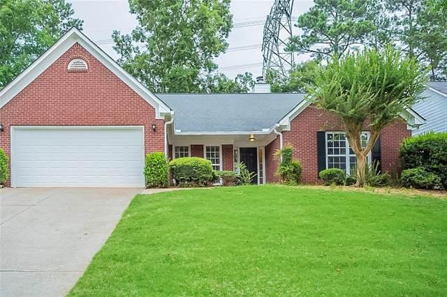 2440 Walnut Grove Way, Suwanee, GA 30024 (MLS #6911511) :: North Atlanta Home Team