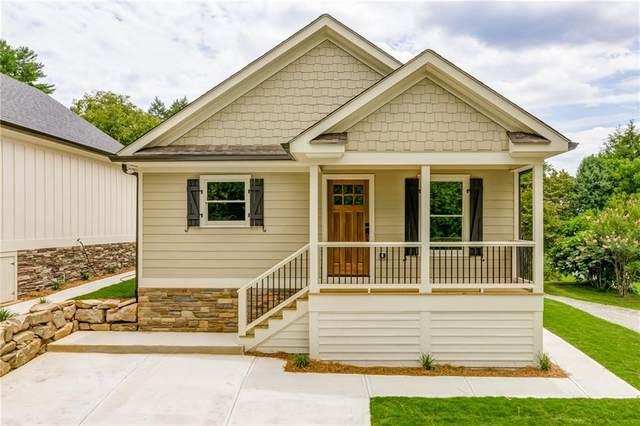 116 Strippling Street, Ball Ground, GA 30107 (MLS #6911515) :: Path & Post Real Estate