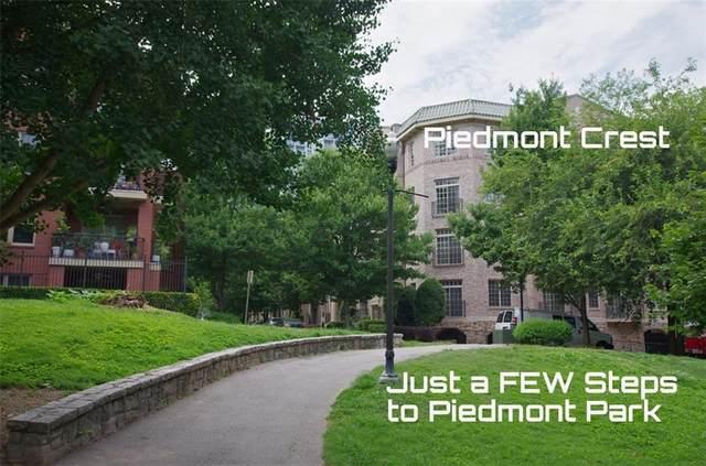 1055 Piedmont Avenue NE #407, Atlanta, GA 30309 (MLS #6911633) :: North Atlanta Home Team
