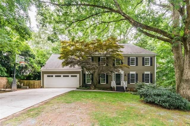 1298 Winding Branch Circle, Atlanta, GA 30338 (MLS #6911653) :: North Atlanta Home Team