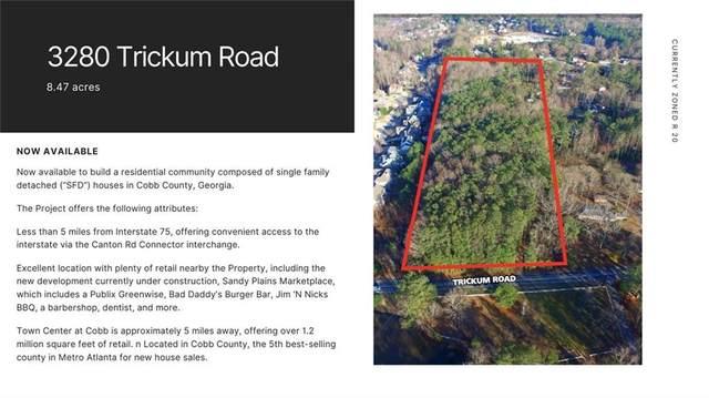 3280 Trickum Road NE, Marietta, GA 30066 (MLS #6911698) :: Path & Post Real Estate