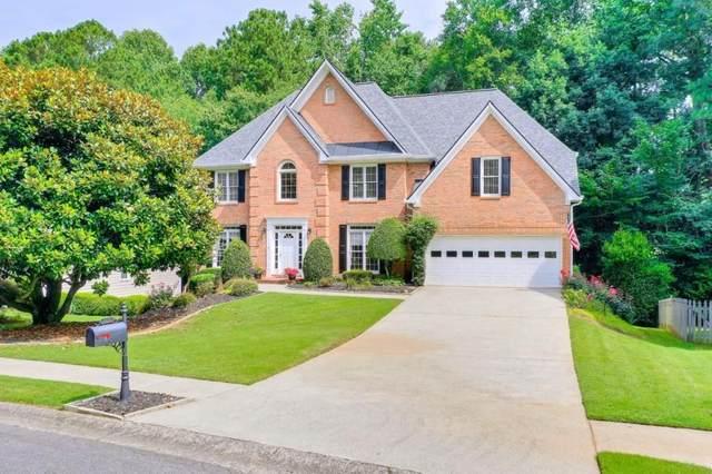 1420 Briarcliff Drive, Woodstock, GA 30189 (MLS #6911710) :: North Atlanta Home Team