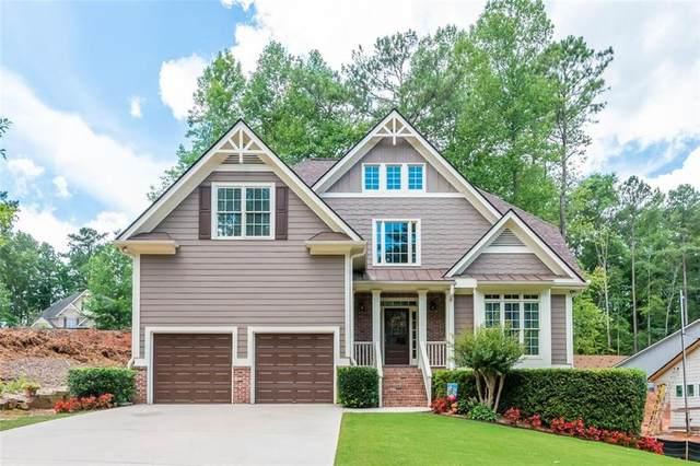 270 Riverwood Drive, Dallas, GA 30157 (MLS #6911721) :: Charlie Ballard Real Estate