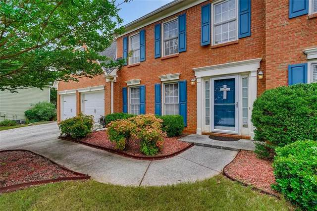 668 Hunters Trace, Dallas, GA 30157 (MLS #6911727) :: Charlie Ballard Real Estate