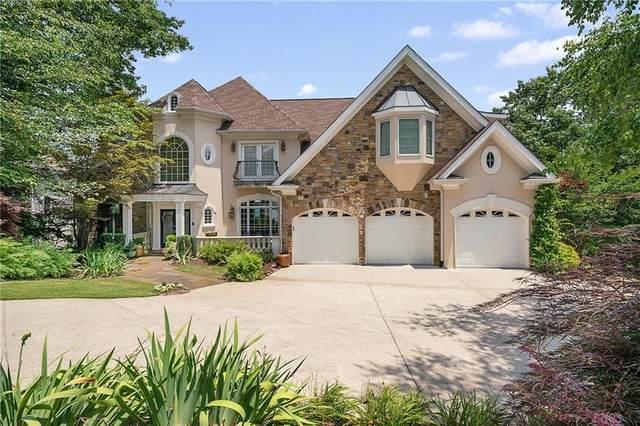 4366 Highborne Drive NE, Marietta, GA 30066 (MLS #6911763) :: Todd Lemoine Team