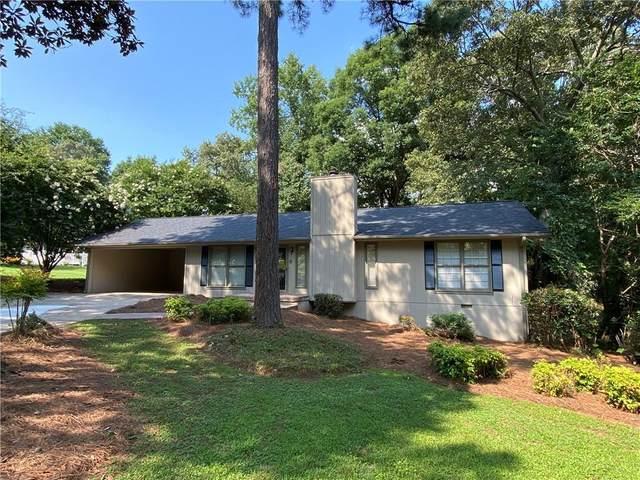 3414 Timothy Lane, Gainesville, GA 30504 (MLS #6911805) :: North Atlanta Home Team