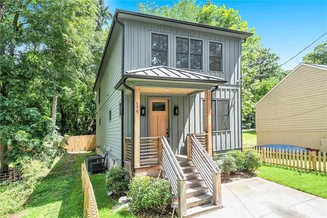178 Richardson Street SE #1, Atlanta, GA 30312 (MLS #6911806) :: North Atlanta Home Team
