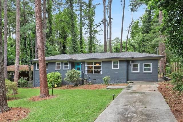3354 Pinehill Drive, Decatur, GA 30032 (MLS #6911855) :: The Gurley Team