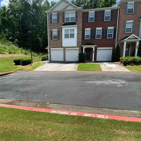 341 Heritage Trace Place, Kennesaw, GA 30144 (MLS #6911863) :: Kennesaw Life Real Estate