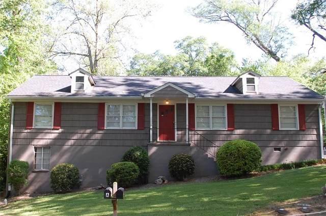 50 Mobile Avenue NE, Atlanta, GA 30305 (MLS #6911943) :: The Gurley Team