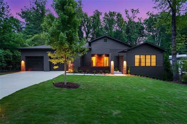1319 Hopkins Terrace NE, Atlanta, GA 30324 (MLS #6911956) :: The Gurley Team