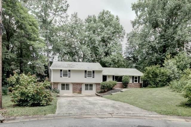 2990 Shillingford Court SE, Marietta, GA 30067 (MLS #6911960) :: North Atlanta Home Team