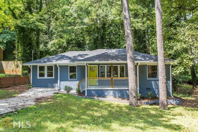 1841 Ridgeland Drive, Decatur, GA 30032 (MLS #6911985) :: The Gurley Team