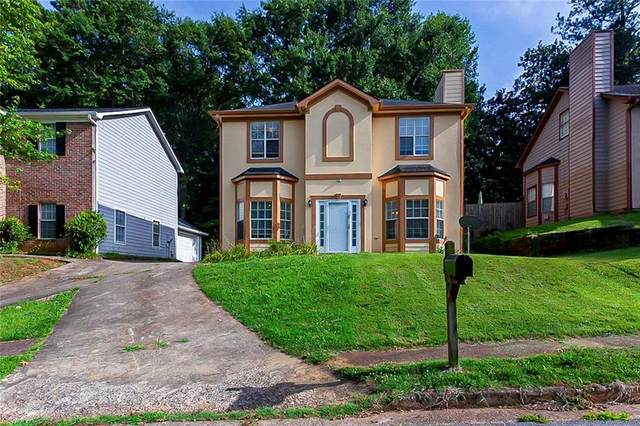 4899 Hairston Place, Stone Mountain, GA 30088 (MLS #6911996) :: The Realty Queen & Team