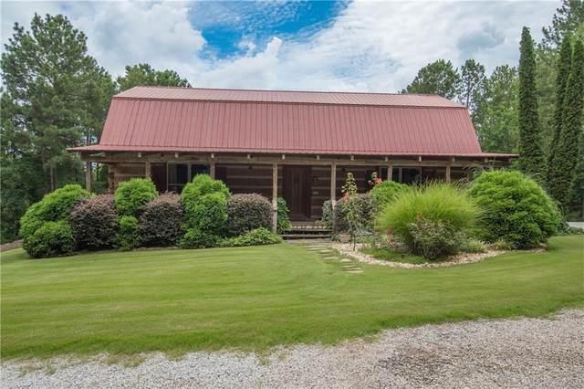 155 Cavender Creek Road, Carrollton, GA 30116 (MLS #6912078) :: North Atlanta Home Team