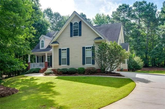 112 Greenridge Way, Newnan, GA 30265 (MLS #6912084) :: RE/MAX Prestige
