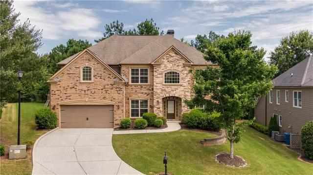 1115 Walters Circle, Alpharetta, GA 30005 (MLS #6912095) :: North Atlanta Home Team