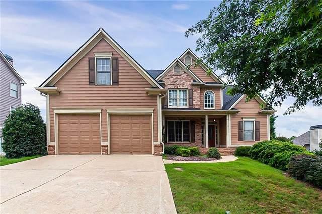 40 Westmead Place, Acworth, GA 30101 (MLS #6912122) :: Path & Post Real Estate