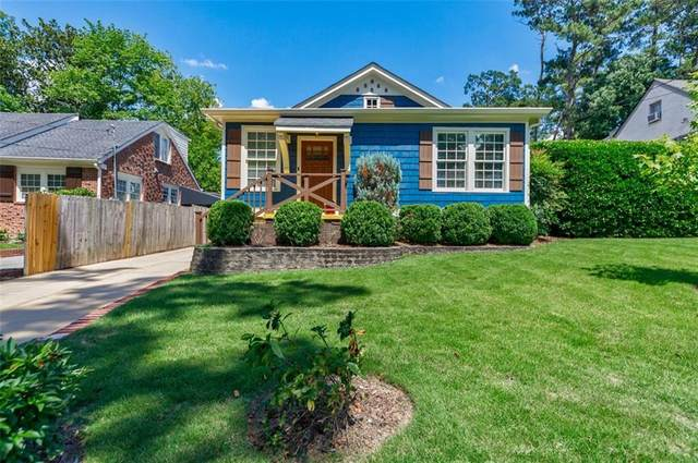 2255 Stephen Long Drive NE, Atlanta, GA 30305 (MLS #6912158) :: RE/MAX Prestige