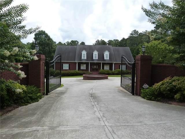 4950 Ridgeway Road, Loganville, GA 30052 (MLS #6912159) :: North Atlanta Home Team