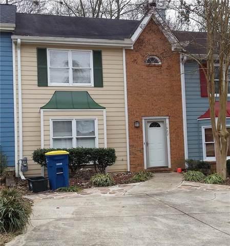 1027 Kennesborough Road NW, Kennesaw, GA 30144 (MLS #6912199) :: Kennesaw Life Real Estate