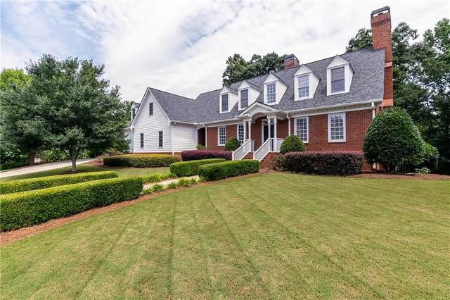 5580 Point West Drive, Oakwood, GA 30566 (MLS #6912230) :: North Atlanta Home Team