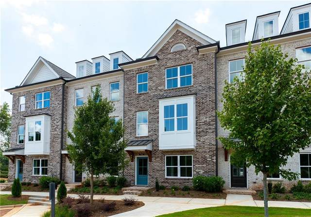 843 Angora Alley #16, Scottdale, GA 30079 (MLS #6912244) :: Dillard and Company Realty Group