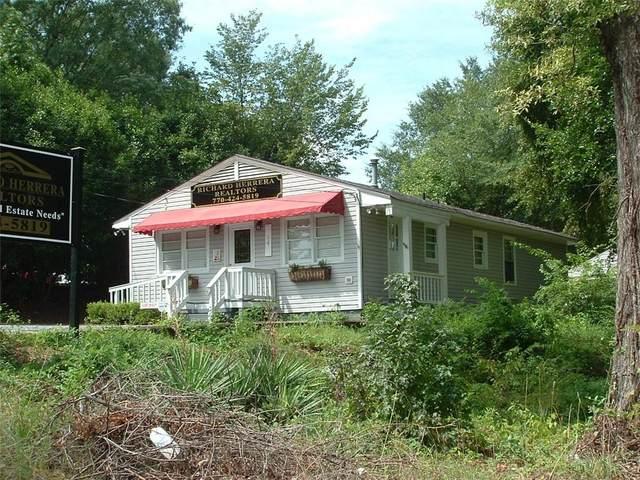 54 Park Street SE, Marietta, GA 30060 (MLS #6912262) :: North Atlanta Home Team