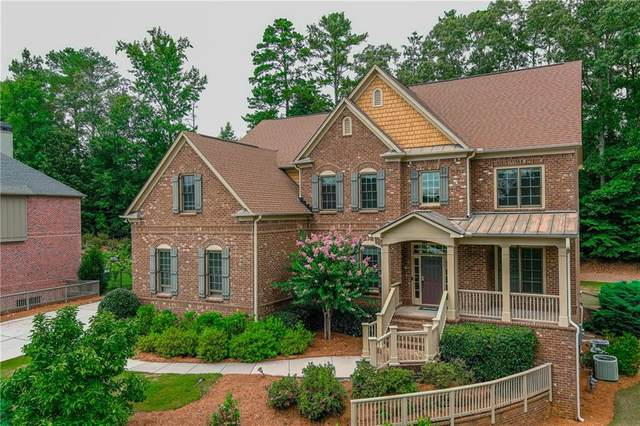 7862 Amawalk Circle, Johns Creek, GA 30097 (MLS #6912302) :: The Kroupa Team | Berkshire Hathaway HomeServices Georgia Properties