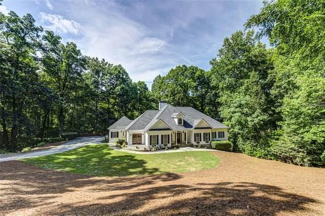 570 Hickory Flat Road, Milton, GA 30004 (MLS #6912333) :: North Atlanta Home Team