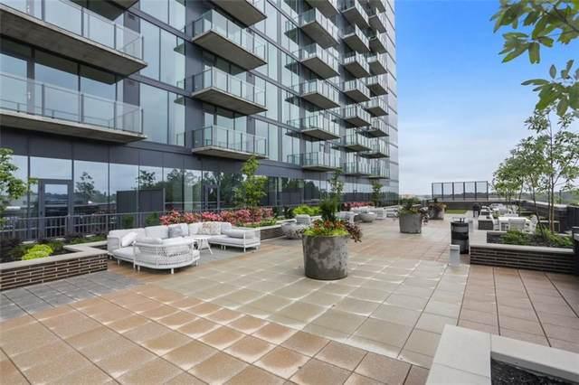 788 W Marietta Street #609, Atlanta, GA 30318 (MLS #6912370) :: The Kroupa Team | Berkshire Hathaway HomeServices Georgia Properties