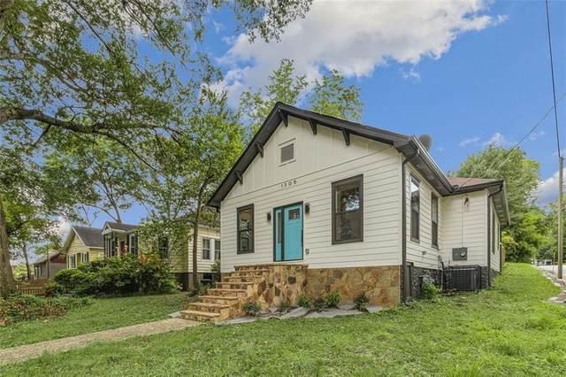 1506 Mecaslin Street NW, Atlanta, GA 30309 (MLS #6912379) :: Charlie Ballard Real Estate