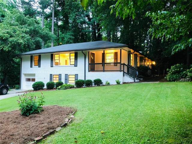 2127 Sherwood Dr Se, Marietta, GA 30067 (MLS #6912417) :: Compass Georgia LLC