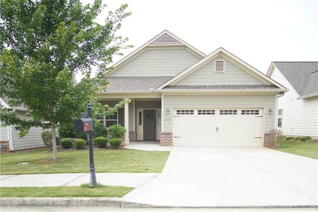 4815 Lost Creek Drive, Gainesville, GA 30504 (MLS #6912422) :: Compass Georgia LLC