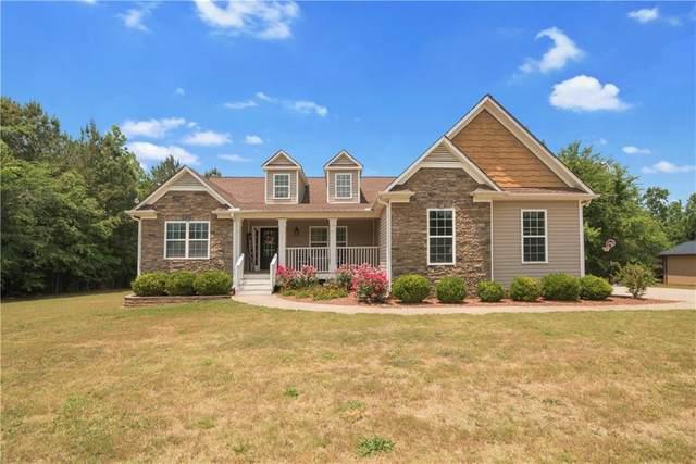 140 Buckeye Trails Drive, Commerce, GA 30530 (MLS #6912427) :: Path & Post Real Estate