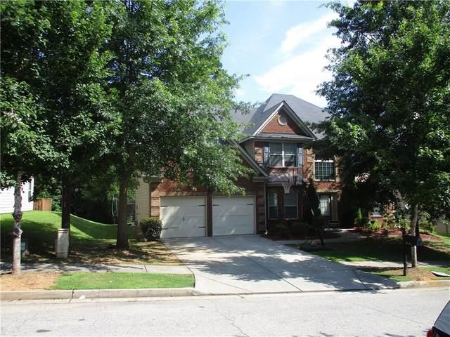 7941 The Lakes Drive, Fairburn, GA 30213 (MLS #6912447) :: AlpharettaZen Expert Home Advisors