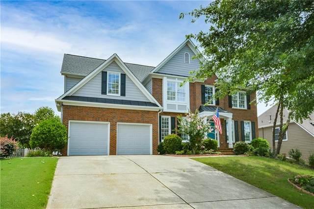 933 Bridgemill Avenue, Canton, GA 30114 (MLS #6912453) :: Path & Post Real Estate