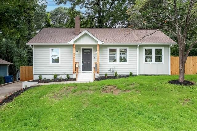1638 Oak Knoll Circle SE, Atlanta, GA 30315 (MLS #6912506) :: North Atlanta Home Team