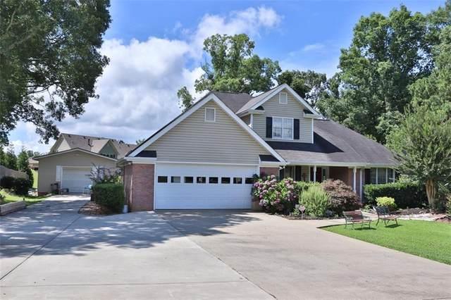 3521 Montgomery Drive, Gainesville, GA 30504 (MLS #6912527) :: North Atlanta Home Team