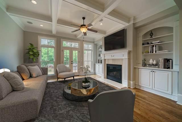 3566 Roswell Road NW #54, Atlanta, GA 30305 (MLS #6912528) :: Atlanta Communities Real Estate Brokerage