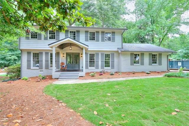 1216 Verdon Drive, Dunwoody, GA 30338 (MLS #6912613) :: North Atlanta Home Team