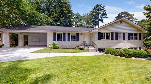 722 Huntington Place SE, Marietta, GA 30067 (MLS #6912633) :: Charlie Ballard Real Estate