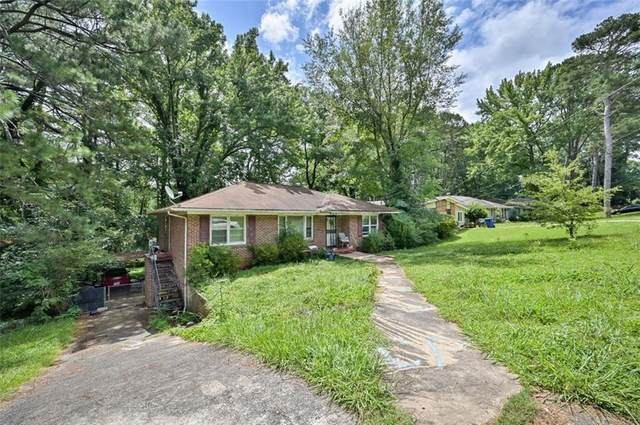 2442 Hanford Drive SW, Atlanta, GA 30315 (MLS #6912654) :: Charlie Ballard Real Estate