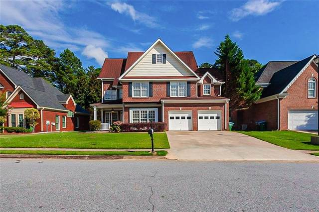 4472 Beacon Hill Drive SW, Lilburn, GA 30047 (MLS #6912663) :: The Realty Queen & Team