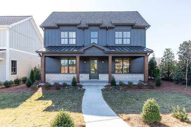 6415 Halcyon Garden Dr, Alpharetta, GA 30005 (MLS #6912681) :: Path & Post Real Estate