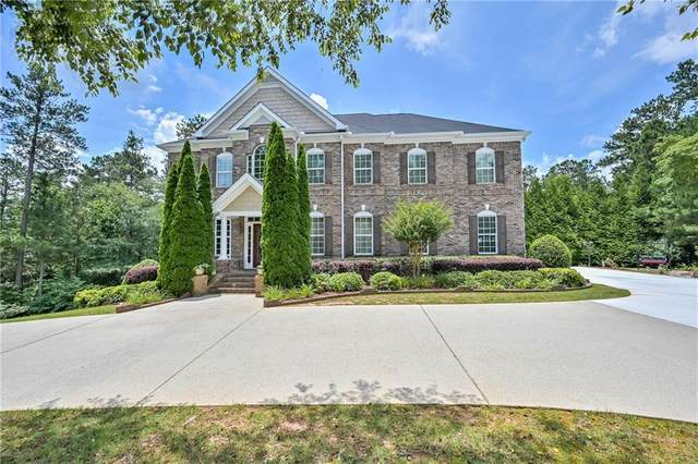 5015 Longridge Drive, Villa Rica, GA 30180 (MLS #6912690) :: Charlie Ballard Real Estate