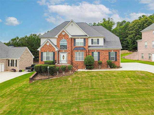3303 Thornecreek Drive, Douglasville, GA 30135 (MLS #6912703) :: The Gurley Team